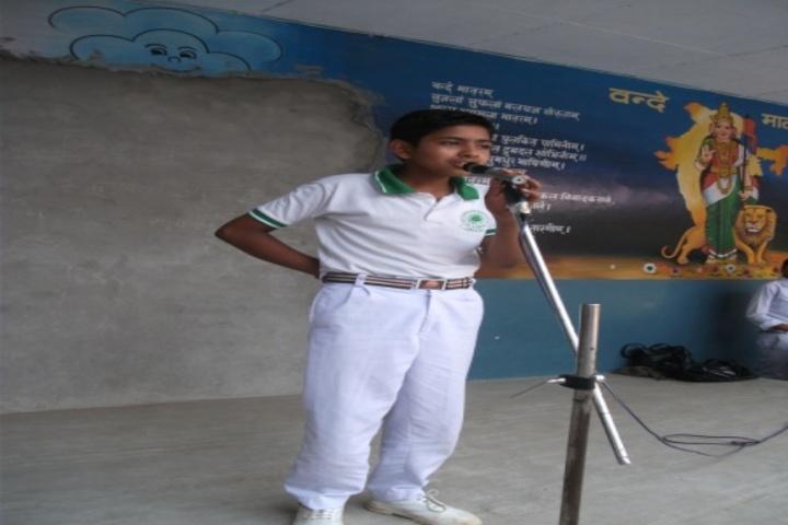 Dav Centenary Public School-Recitation
