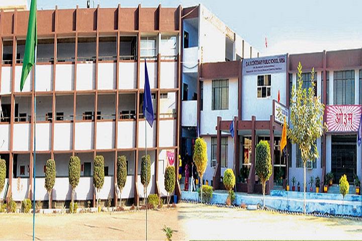 Dav Centenary Public School Sirsa-Campus