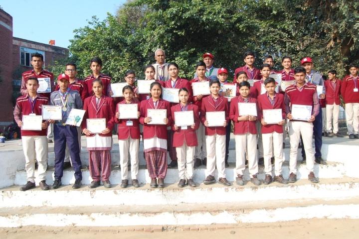 DAV Centenary Public School-Certificates