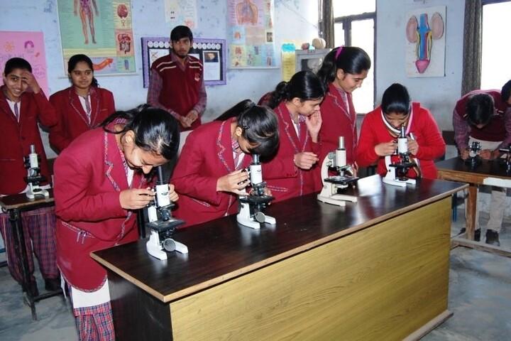DAV Centenary Public School-Physics Lab