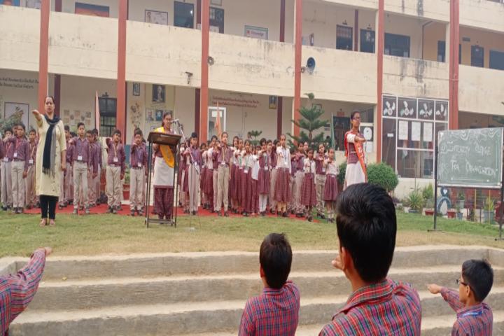 DAV Centenary Public School-Prayer