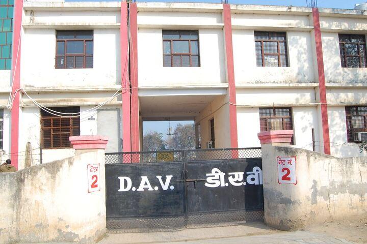 DAV Centenary Public School-School Building