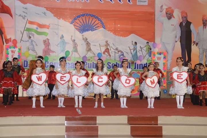DAV Centenary Public School-Independence Day