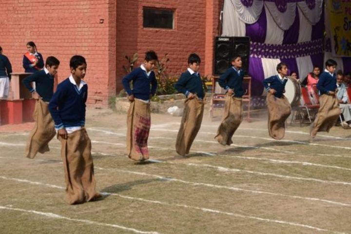 DAV Centernary Public School-Games