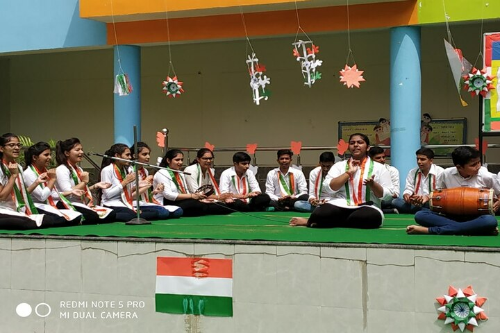Dav Police Public School-Singing