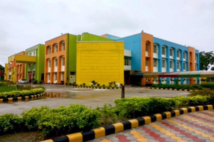 Dav Police Public School-Campus