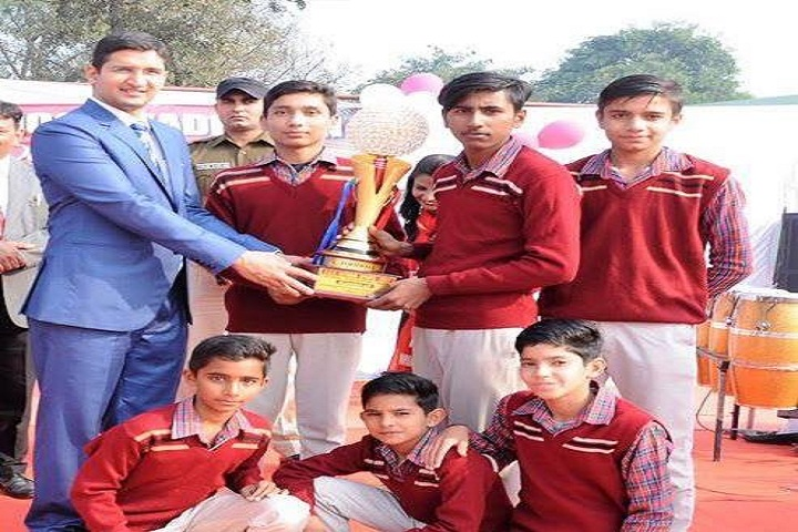 Dav Police Public School-Sports Meet