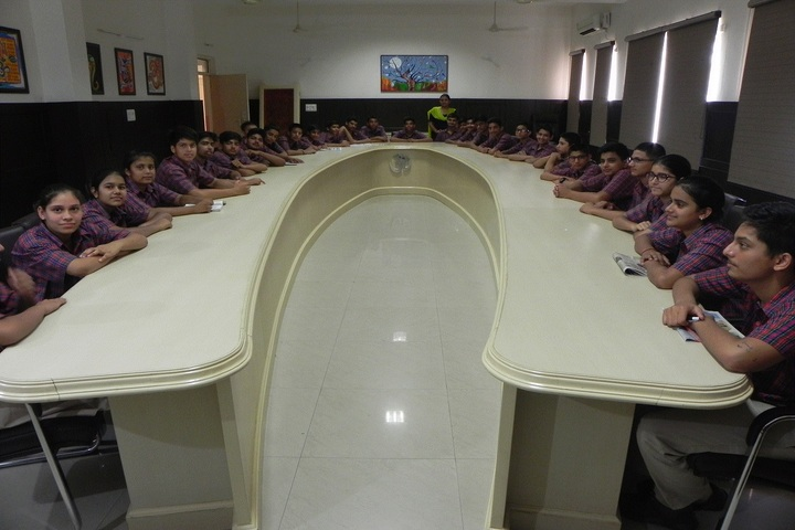Dav Police Public School-Conference Hall