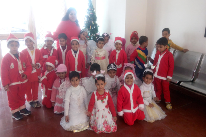 Dav Police Public School-Christmas Celebrations