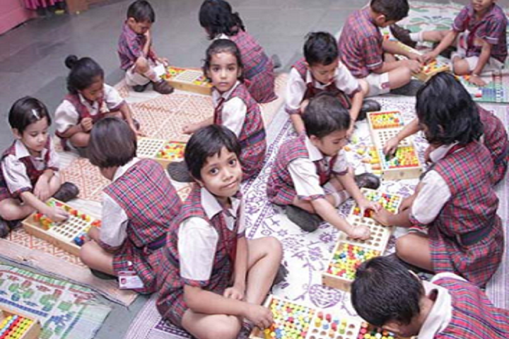 Dav Public School-Pre primary section