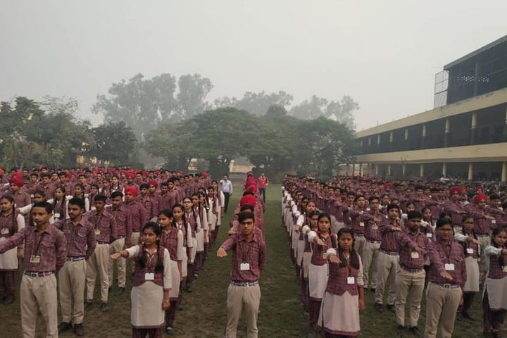 Dav Senior Secondary Public School-Assembly