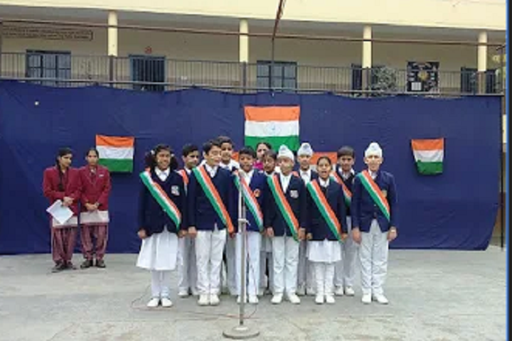 Dav Senior Secondary Public School-Republic day
