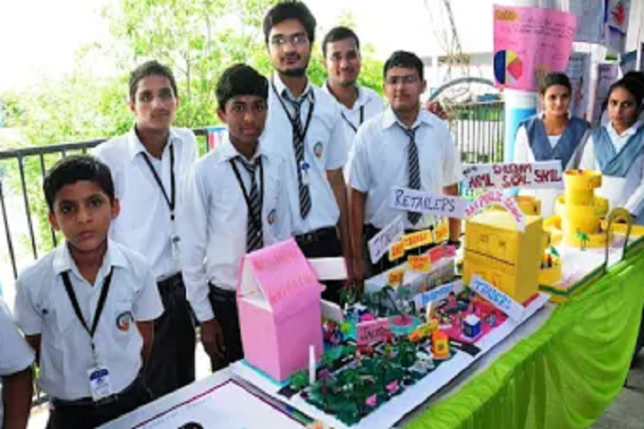 Dav Senior Secondary Public School-School Exhibition