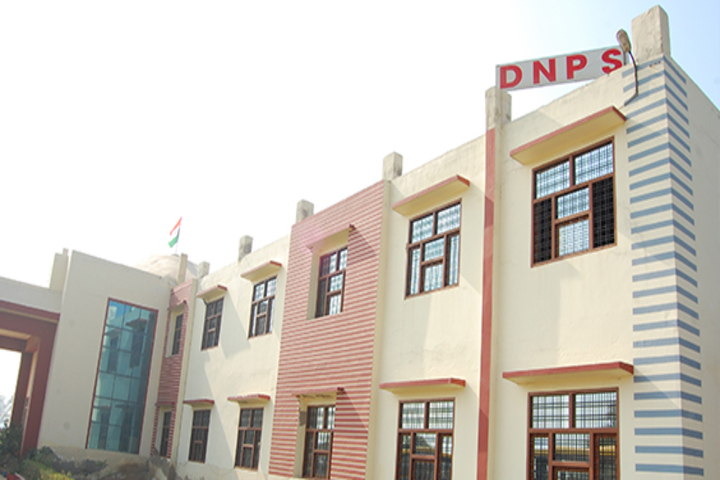 Dawn Nilayam Public School-Campus View