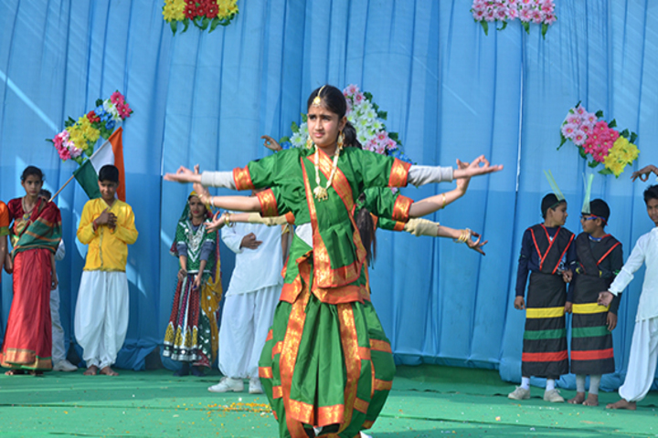 Dawn Nilayam Public School-Dance