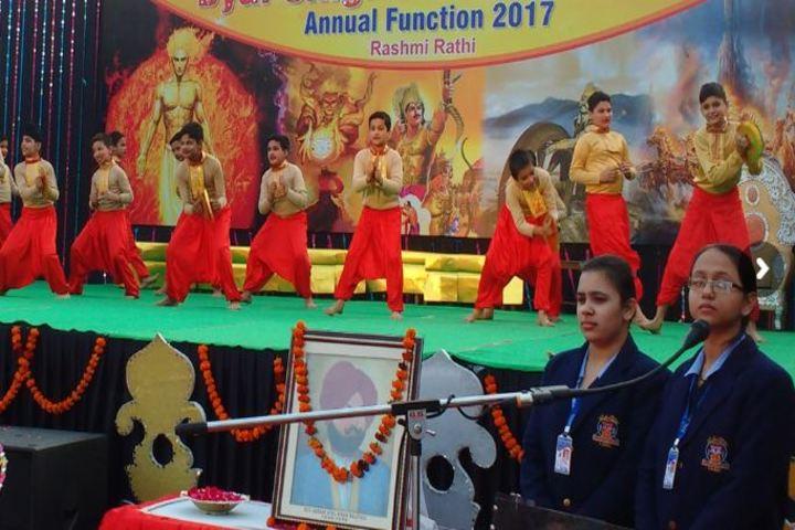Dayal Singh Public School-Annual Function
