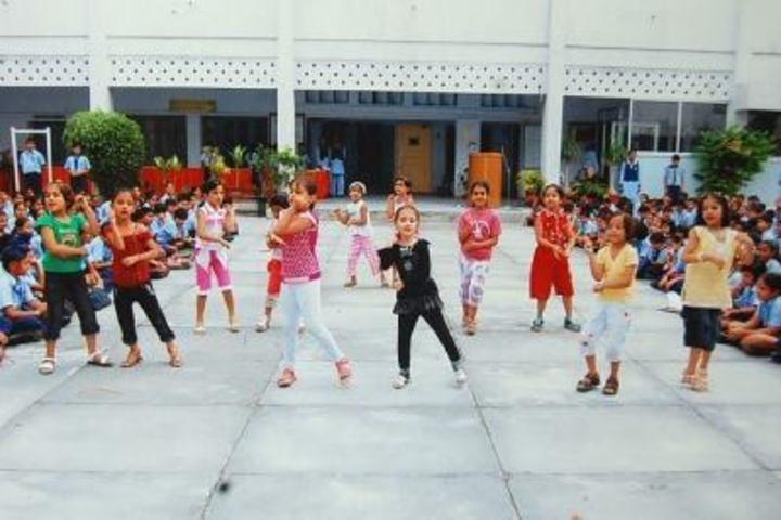 Dayal Singh Public School-Dance