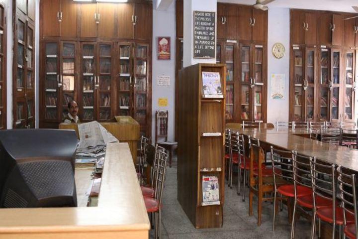 Dayal Singh Public School-Library