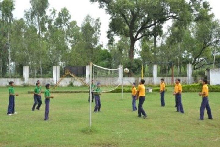 Dayal Singh Public School-Play Ground