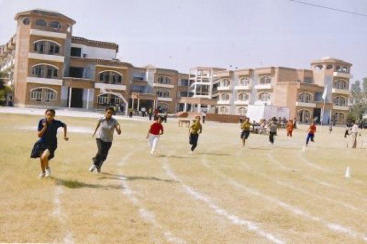 Dayal Singh Public School-Running
