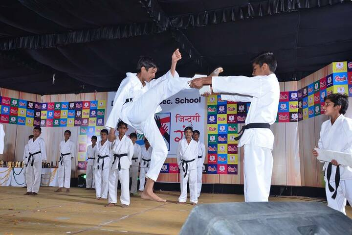 Dayanand Senior Secondary School-Karate
