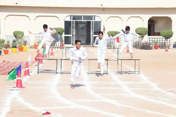 Dayanand Senior Secondary School-Running