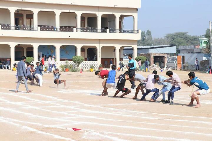 Dayanand Senior Secondary School-Sports