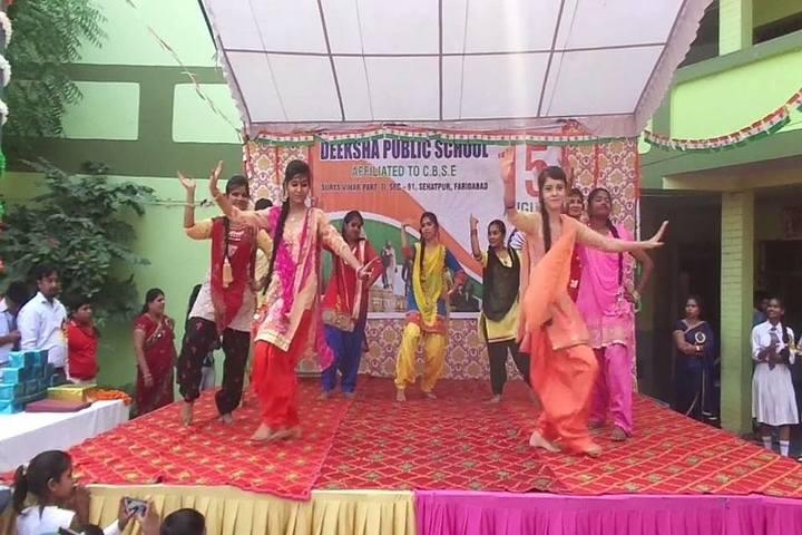 Deeksha Public School-Dance