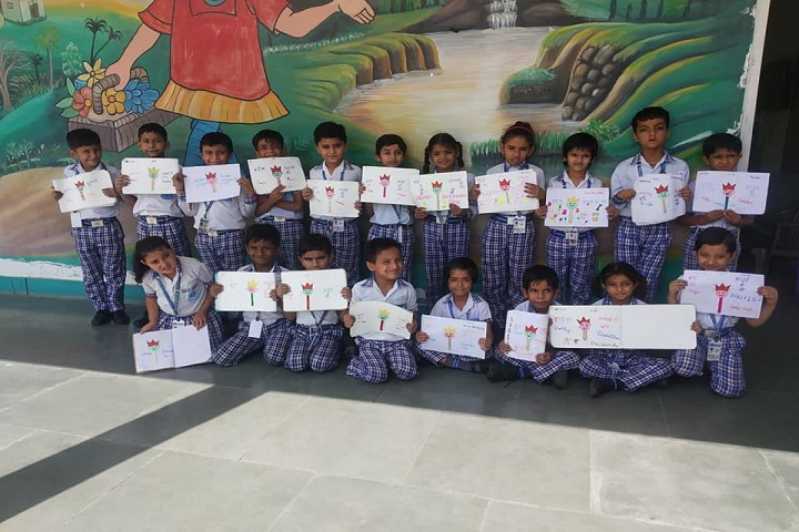 Deewal International School-Others prize
