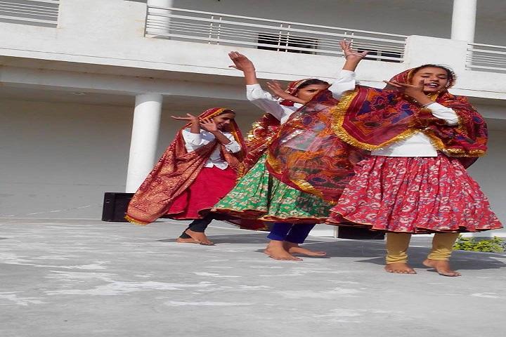 Deewal International School-Dances