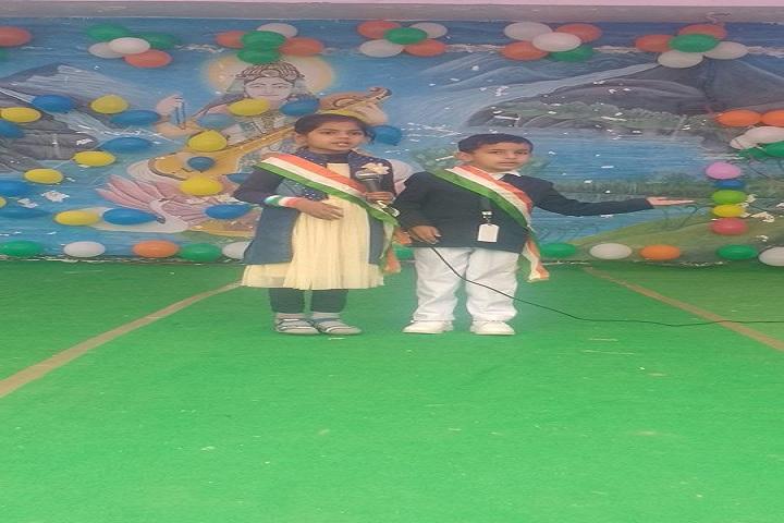 Deewal International School-Independence day Celebrations