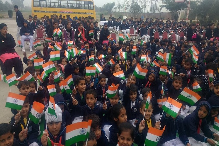 Deewal International School-Independence day