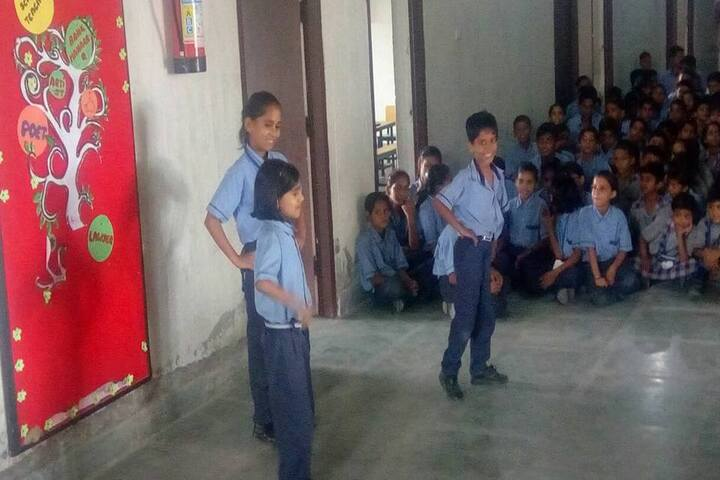 Delhi Heritage International School-Dance