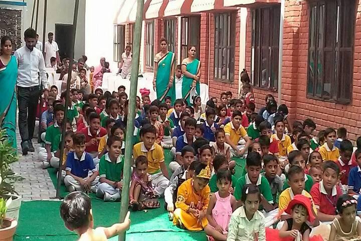 Delhi Heritage International School-Janmashtami