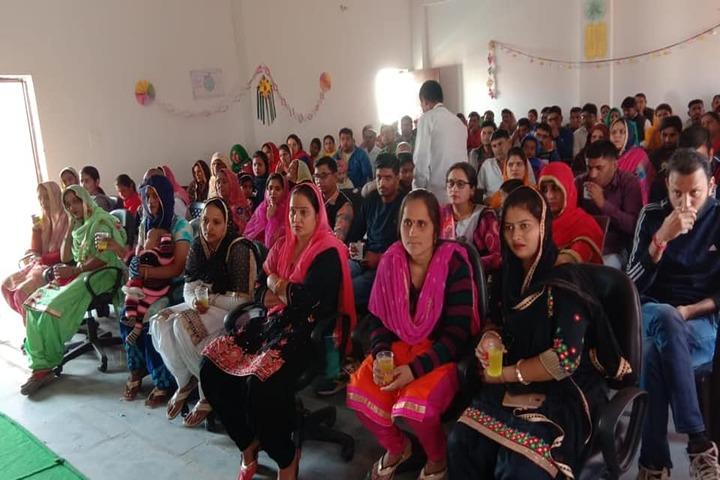 Delhi Heritage International School-Parents Meeting