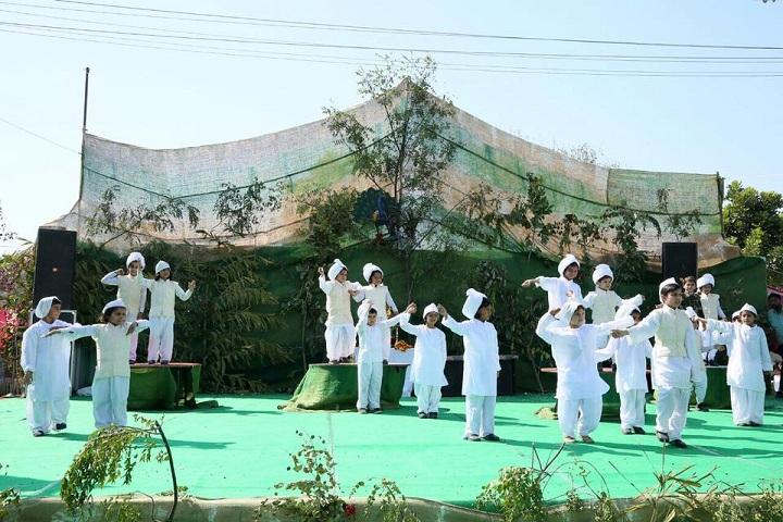 Delhi International Public School-Events programme