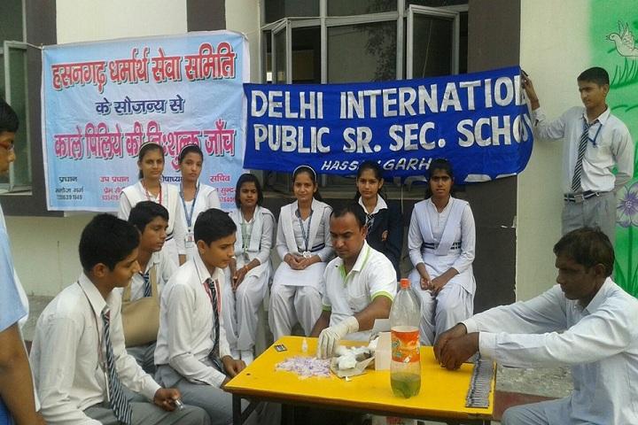 Delhi International Public School-Others health check up