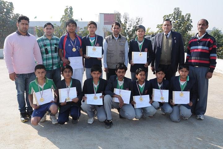 Delhi International Public School-Certification