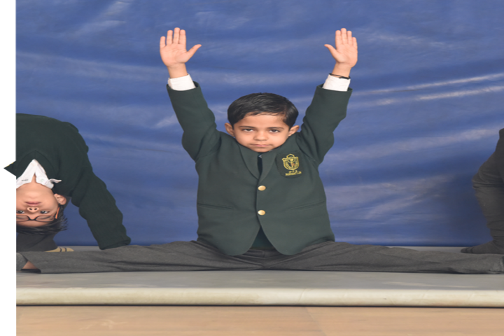 Delhi Public School-Yoga Room