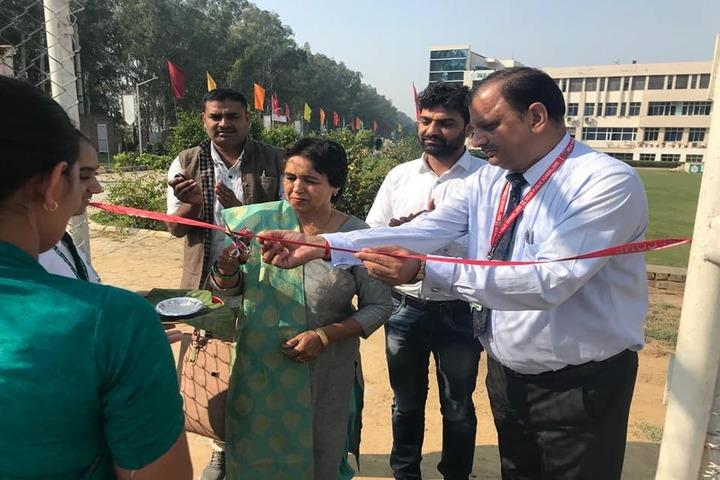 Delhi Public School-Inaguration Ceremony