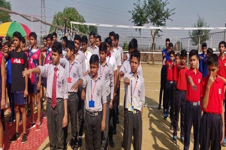 Delhi Public School-Pledge