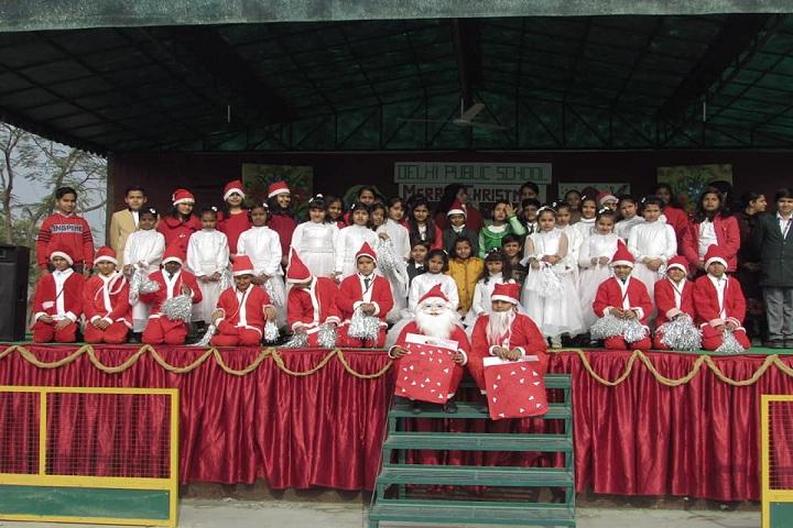 Delhi Public School-Christmas Day