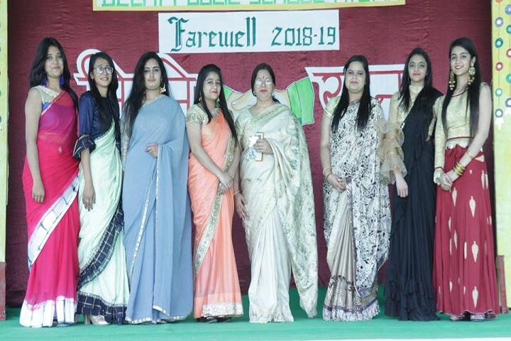 Delhi Public School-Farewell Day