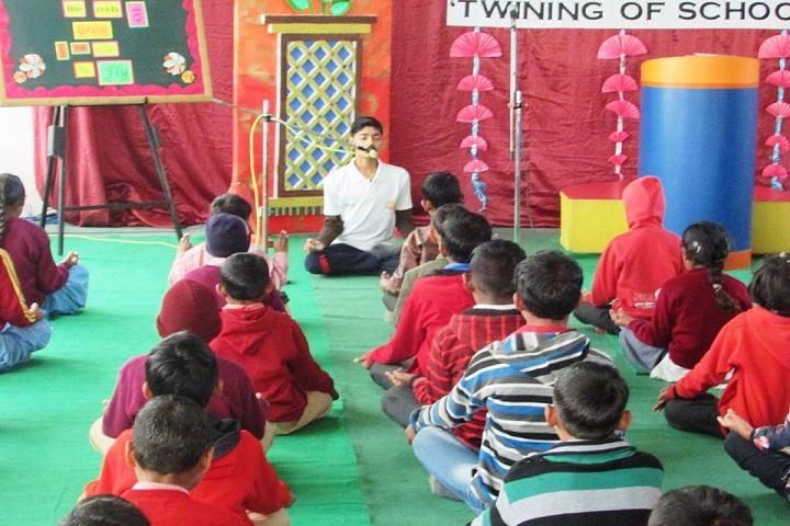 Delhi Public School-Twining of School
