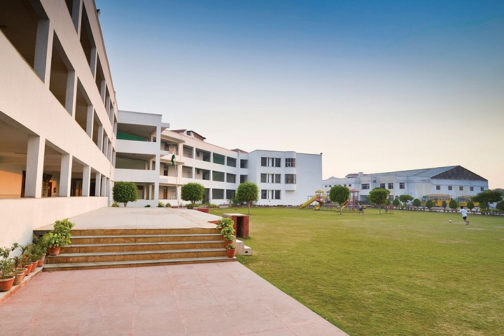 Delhi Public School-Campus Overview