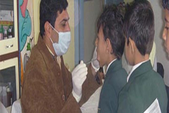 Delhi Public School-Medical Check Up