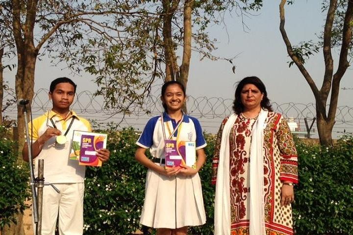 Delhi Public School-Science Olympiad