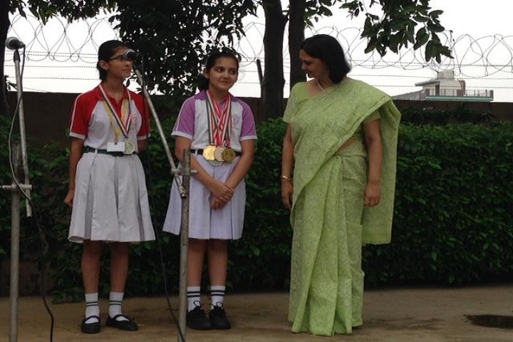 Delhi Public School-Sports