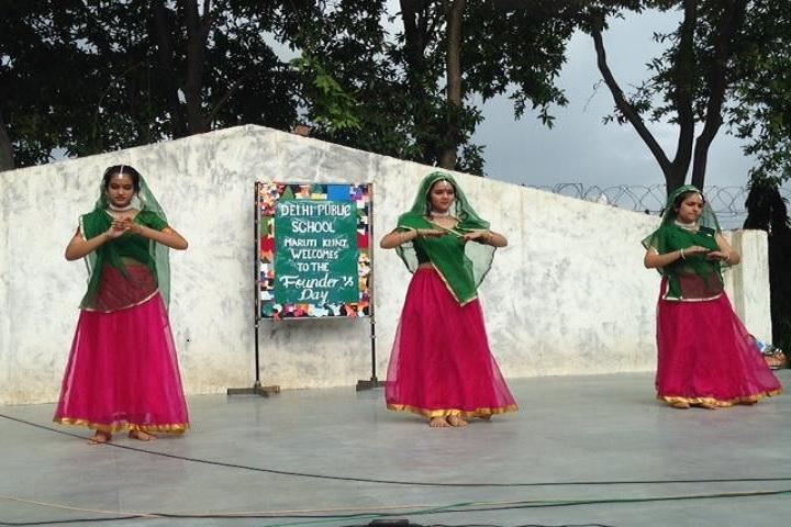 Delhi Public School-Foundation Day
