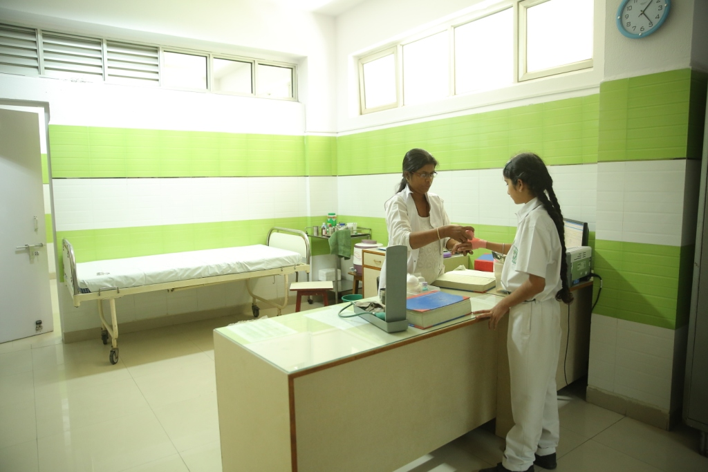 Delhi Public School-Medical Checkup